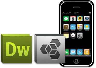 iPhone site extension for Dreamweaver CS4/5